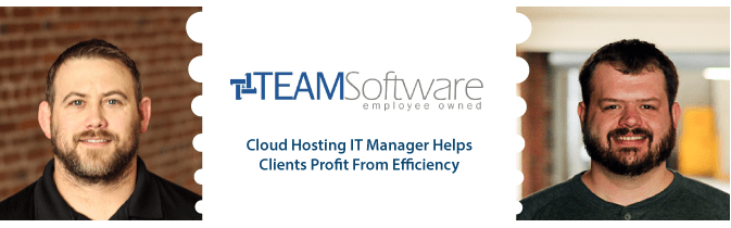 cloud hosting it manager it analyst team software