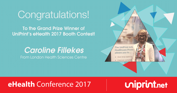 ehealth contest 2017 winner