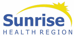 Logo Sunrise Health Region