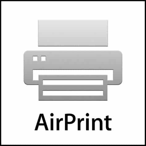 Airprint Certified Logo