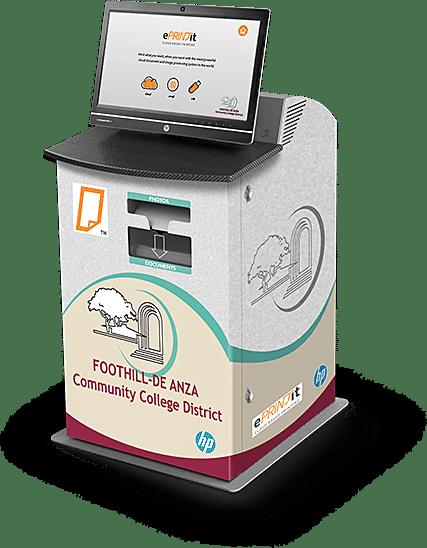 eprintit kiosk station pc release station