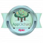 UniPrint Infinity App Orchard Badge (Member, Large)