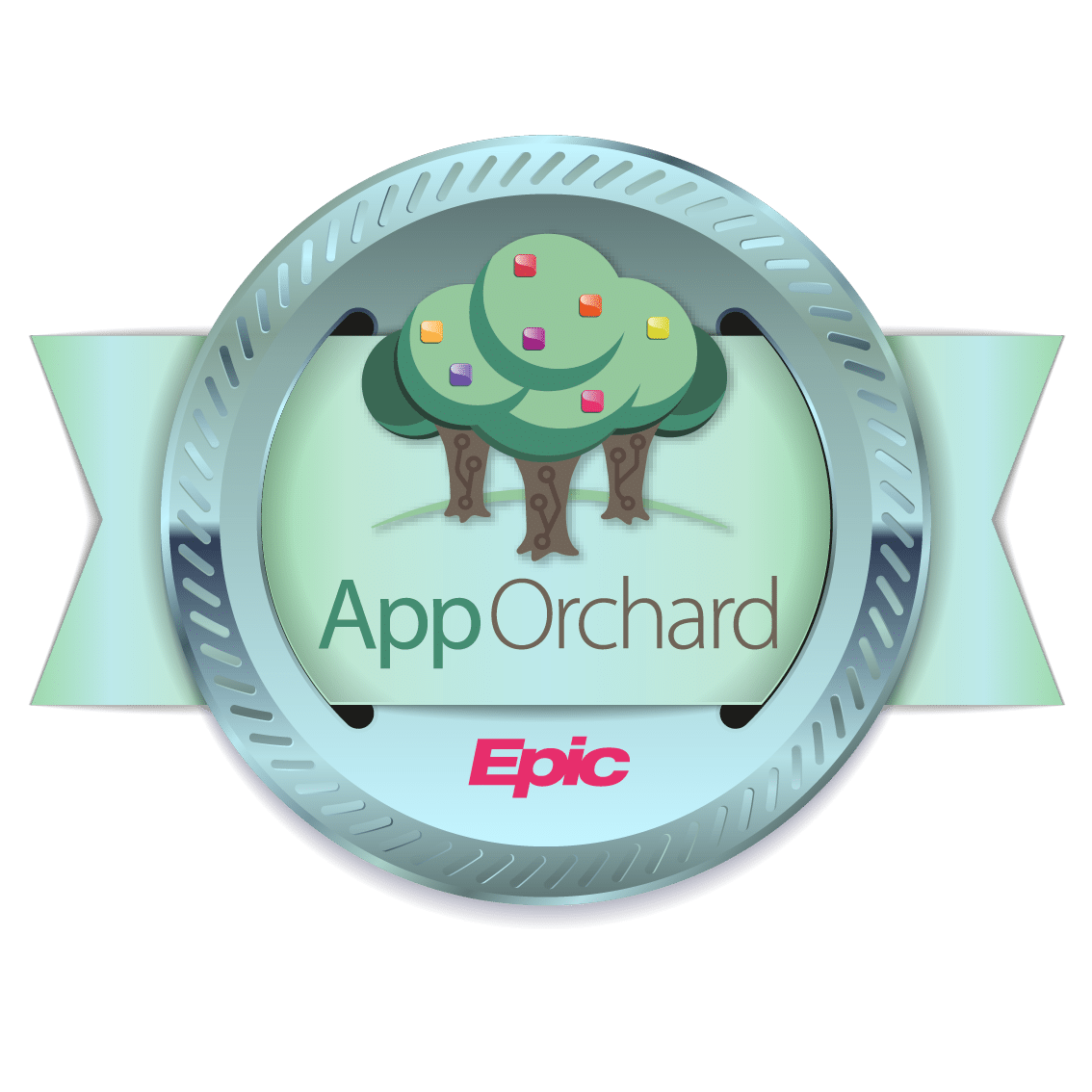 UniPrint Infinity App Orchard Badge