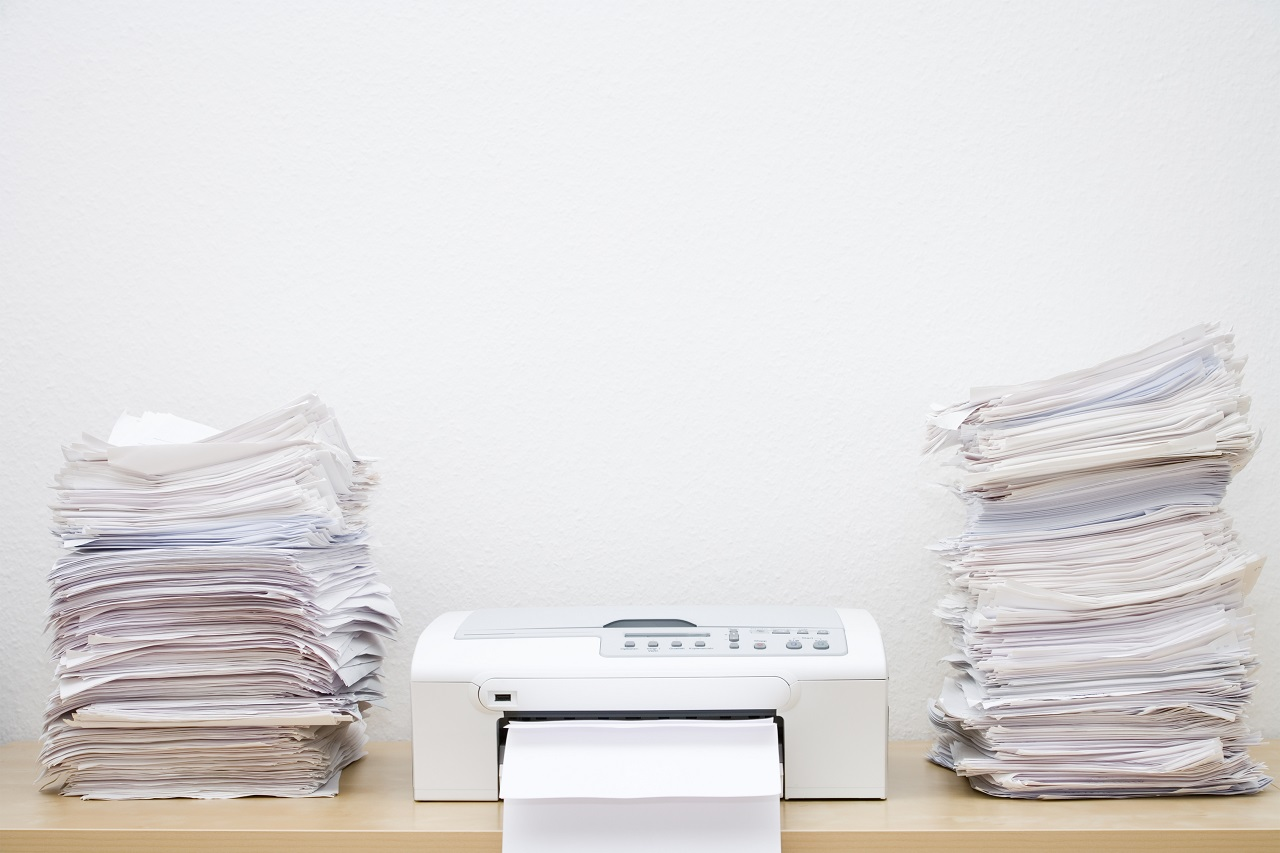 5 Issues that Are Affecting Your Hardcopy
