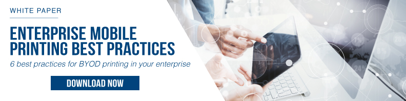 Enterprise mobility whitepaper