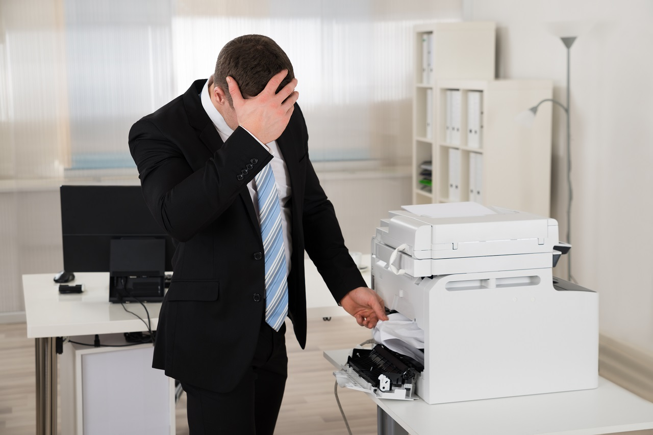 Protecting yourself from Printing Pain