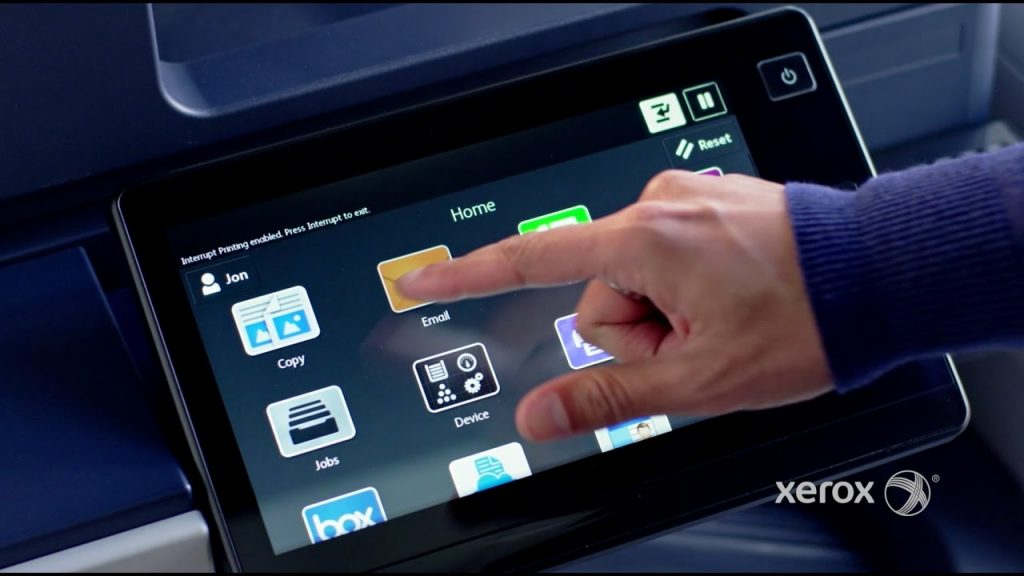 Xerox | UniPrint net