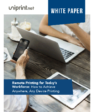 Considerations of Remote Printing: Achieving Anywhere, Any Device Printing