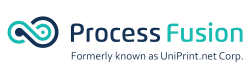 Process Fusion Logo - Formerly known as UniPrint.net